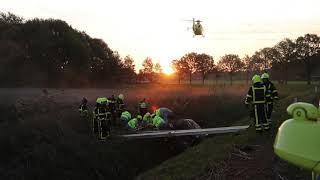 Ernstig ongeval Houtsberg Nederweert Eind