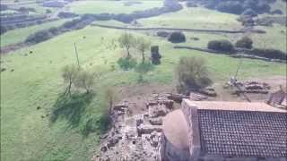 SARDEGNA - Cultura    Chiesa romanica di SAN Lussorio - Fordongianus