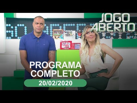 Jogo Aberto - 20/11/2019 - Programa completo from YouTube · Duration:  1 hour 25 minutes 36 seconds