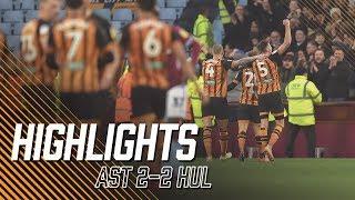 Aston Villa 2-2 Hull City | Highlights | Sky Bet Championship