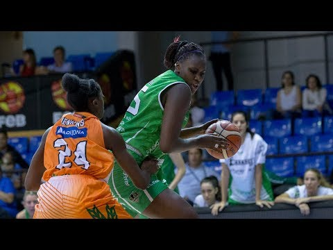UMI DIALLO - 14 points +14 efficiency in 21 minutes vs ESTUD