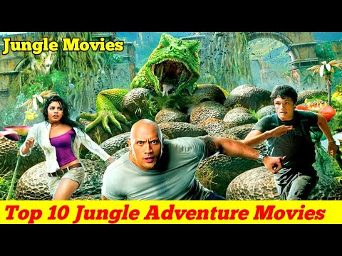 Top 10 Jungle Adventure Movies List (Part 3) Dubbed Hindi By Top Filmy Boy Review