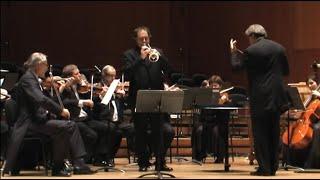 Neruda Trumpet Concerto in E Flat Major - Vicente Olmos