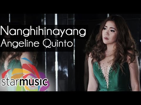 Angeline Quinto - Nanghihinayang (Official Music Video)