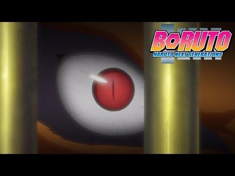 Urashiki Confronts Kyubi | Boruto: Naruto Next Generations