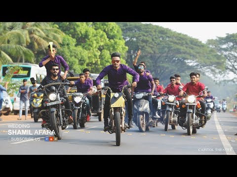 Kerala Muslim Wedding Teaser I Shamil + Afara I Capitol Theatre I Kasaragod Weddings