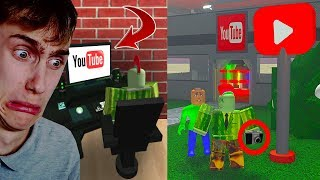 YOUTUBE TYCOON IN ROBLOX!