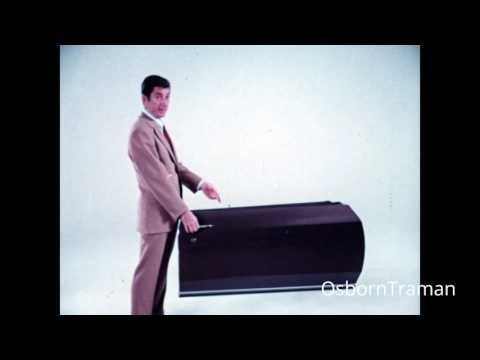 1971 Chevy Monte Carlo Commercial with Anthony Eiseley