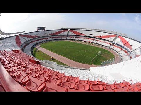 River Plate  y el estadio Monumental...
