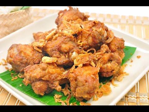 Thai Fried Chicken - Gai Tod (ไก่ทอด)