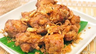 Thai Fried Chicken - Gai Tod (ไก่ทอด)