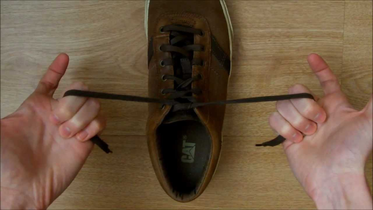 How To Tie Your Shoelaces In 1 Second How To Tie Shoes Very Fast Full Hd
