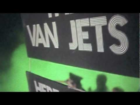 The Van Jets - Here comes the Light (OFFICIAL version)