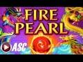 FIRE PEARL   IGT - MAX BET WINS! Slot Machine Bonus Run