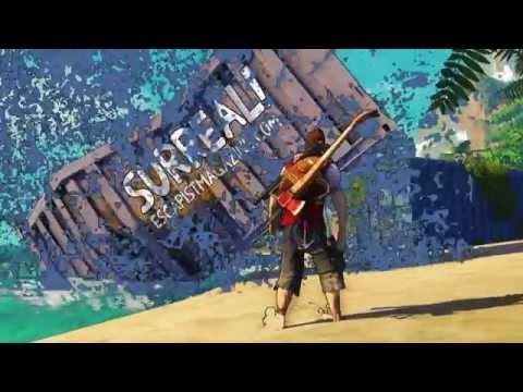 ESCAPE Dead Island - Launch Trailer [UK]