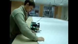 Склейка баннера(Как происходит склейка баннера? Смотрите видео. Заказать печать и изготовление баннера можно на сайте http://ni..., 2015-06-27T10:54:29.000Z)