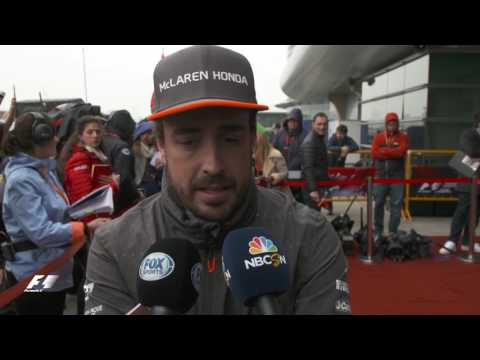 2017 Chinese Grand Prix: Driver Reaction