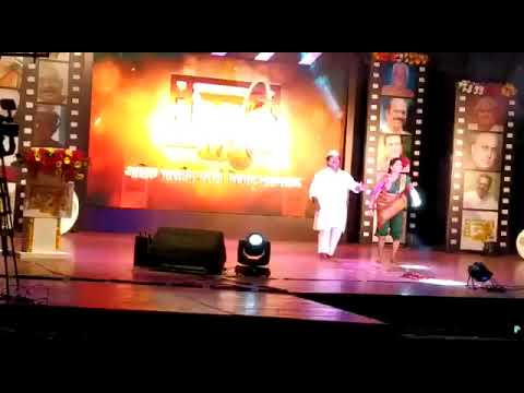 Download NP Marathi Natak (Chitra Bhushan aani Chitra Karmi Award Show my dance performance 2019.)
