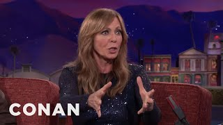 Allison Janney: Tonya Harding Was Mad That Oprah Didn't Recognize Her  - CONAN on TBS