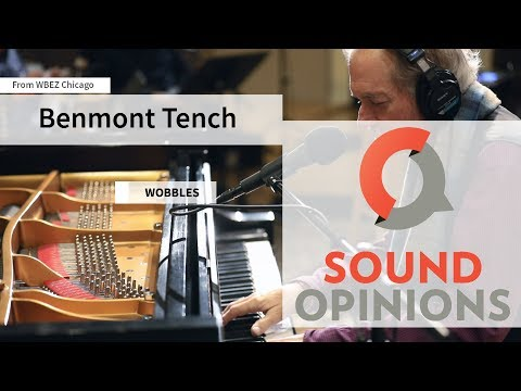 """Benmont Tench performs """"Wobbles"""" (Live on Sound Opinions)"""