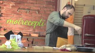 Moirecepti.mk - Спирална мусака од компири и тиквички