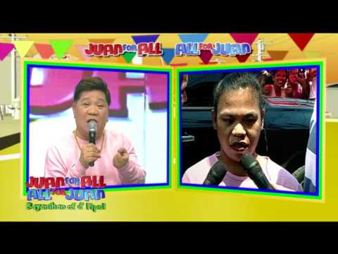 Juan For All, All For Juan Sugod Bahay | August 9, 2017