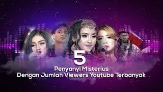 5 Penyanyi Misterius Dengan Jumlah Viewers Youtube Terbanyak