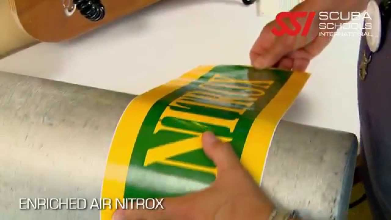 Ssi Enriched Air Nitrox Specialty Trailer Youtube