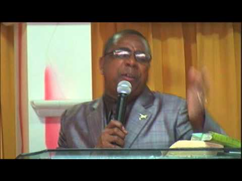 Bishop Dr. GG Cooper - Hold On, Day Break is Coming