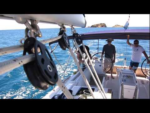 Tortola Sailing School Bareboat Skipper course