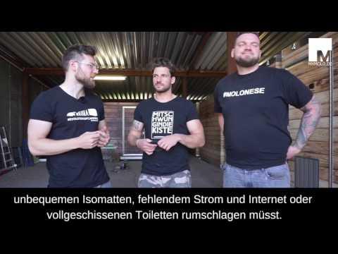 Faltbare Hotelzimmer für Wacken, Roskilde & Co: Das Startup My Molo startet mobiles Festival Hotel