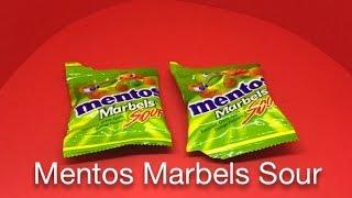 Mentos Marbels Sour