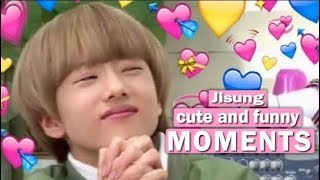 NCT DREAM JISUNG Funny and Cute Moments