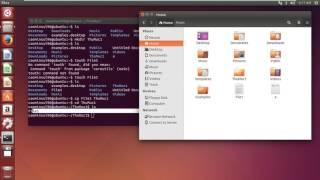Một số câu lệnh thao tác với tệp tin trong hệ điều hành LInux