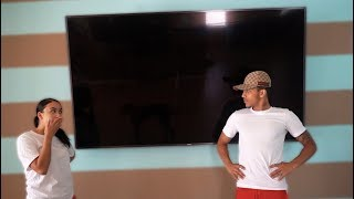 100 Inch TV? 🤔 Too Big?