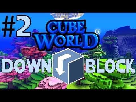 "Cube World Episode 2- ""Dual Fists of Glory"""