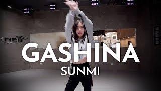 คลาสเต้นออกกำลังกาย - Gashina - SUNMI (Private Class)