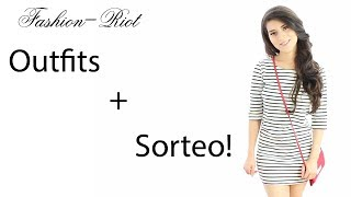 Outfits ´+ Sorteo Converse!!! Thumbnail