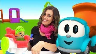 Lustige Schule - Tolle Frisuren für Play Doh Toys