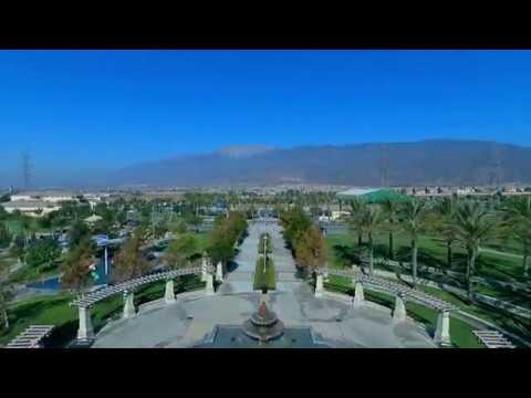Fontana, California Aerial Drone HD