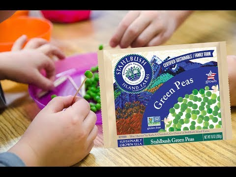 How Farm to School Changes Eating Habits