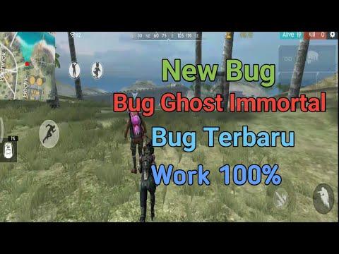 Bug Ghost Immortal FF Terbaru - Garena Free Fire