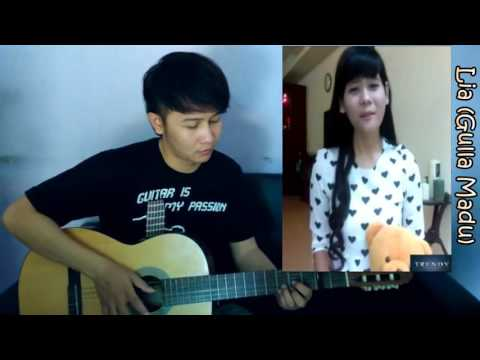 WAPWON COM Superman Is Dead Sunset Di Tanah Anarki   Lia Gulla Madu & Nathan Fingerstyle