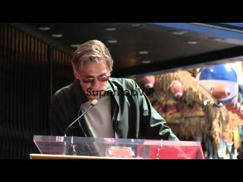 SPEECH: Leonard Nimoy On His Friend Walter Koenig At Walt...