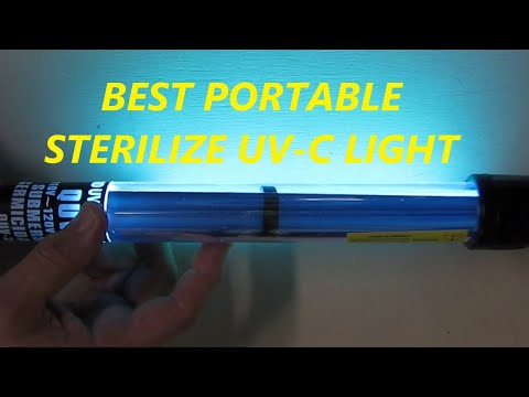 best-portable-sterilize-uv-c-light-germicidal-uv-lamp-handheld-disinfection-review