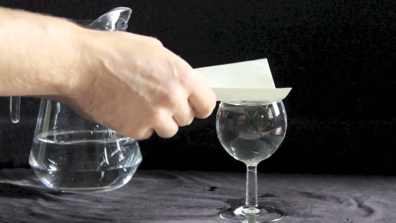tour de magie eau