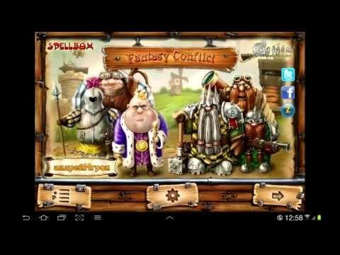 Fantasy Conflict игра на Андроид и iOS