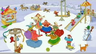 Загадки для детей в картинках с ответами на тему Масленица