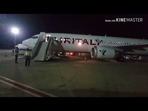 Boeing 737 MAX Air Italy| Dakar - Milano |(DSS - MXP)