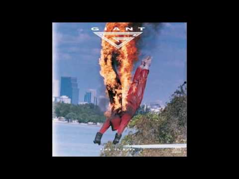 Giant - Time To Burn (1992) [Full Album]